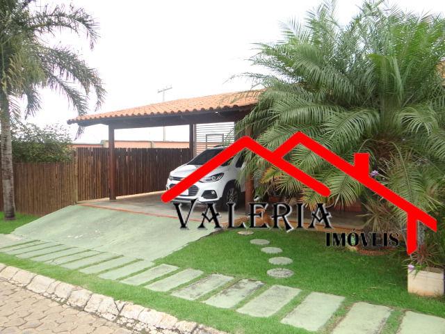 Casa Terrea No Condominio Pátio Andaluz