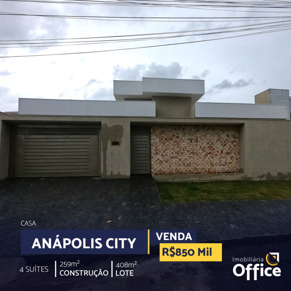 Anápolis City